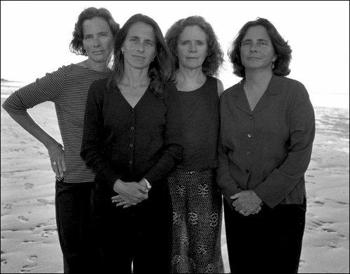 4人姉妹の毎年の写真27