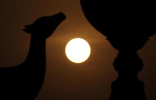 金星の太陽通過観測のお知らせ06