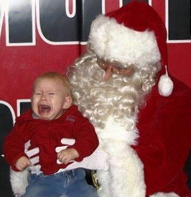 サンタクロースが怖い13