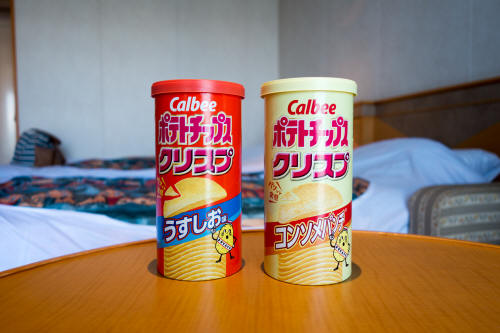 カルビーが成型ポテチ業界に殴り込み!北海道で先行発売されていた、ポテトチップスクリスプがうますぎる