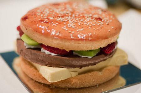 面白ハンバーガー11