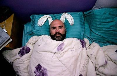 残念なウサギのコスプレ15