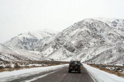 カザフスタンのカインディ湖01