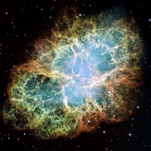 ハッブル望遠鏡がとらえた星の最後02