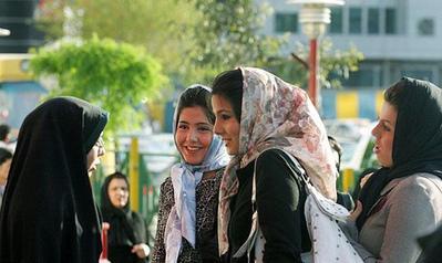 イラン女性03