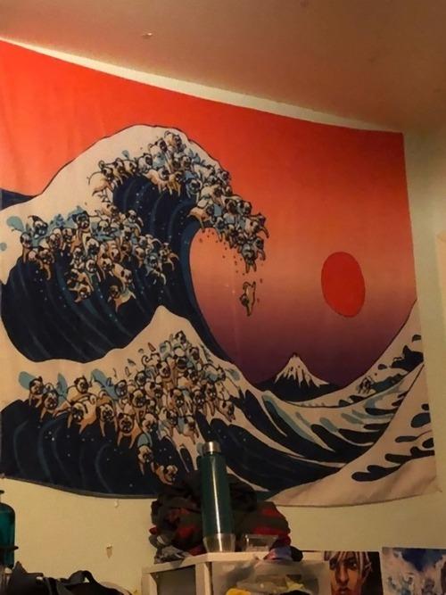 大波の浮世絵だと思ったら違った02