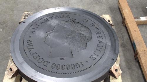 世界最大の金貨01