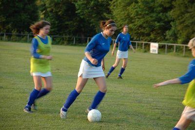 ミニスカート採用で人気沸騰…オランダの女子サッカー02