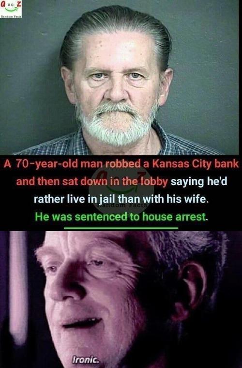 70歳の銀行強盗「妻と一緒に住みたくなかったんじゃよ…」01