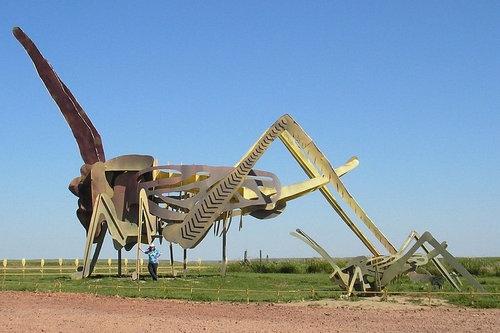 ノースダコタの彫像08