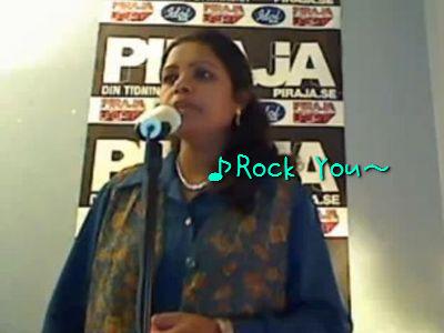 インド人の歌