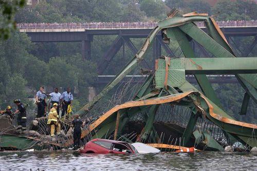 ミネソタの橋の事故21