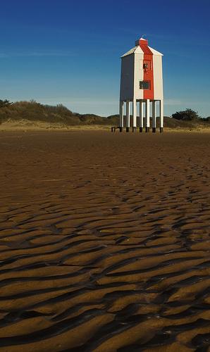 世界の灯台-ロー(Low)灯台(英国)