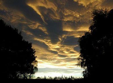 ヤバい雲11
