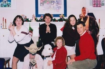 クリスマスの変な写真04