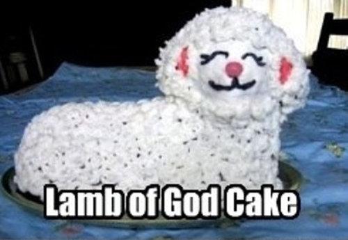 羊のケーキ01