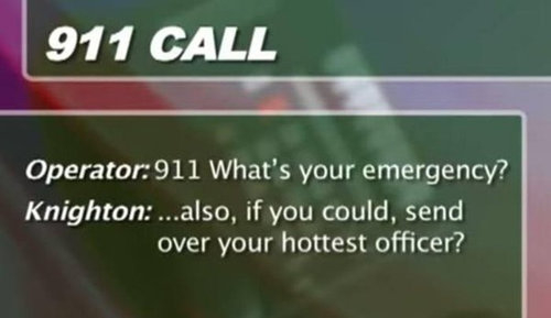 おかしな緊急電話16