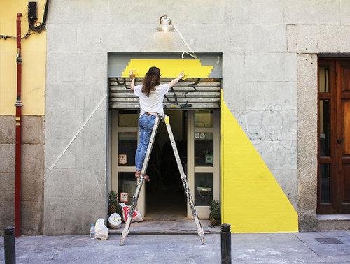 スペインの視覚効果レストラン07