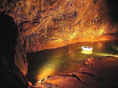 ウーキー・ホール洞窟04
