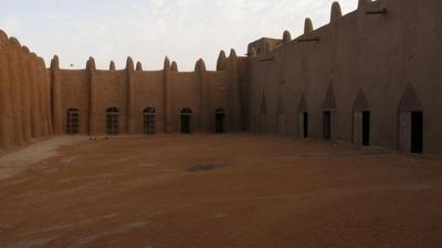 泥のモスク11