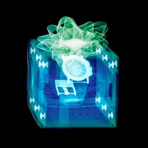 クリスマス・プレゼントをレントゲン03