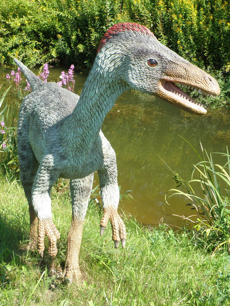 恐竜の体温は温かかった02