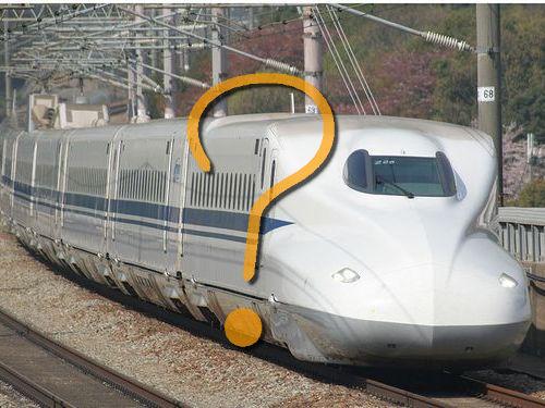 日本の新幹線はこんなにスムーズ00