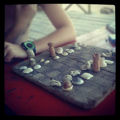トランプでチェスをする方法03