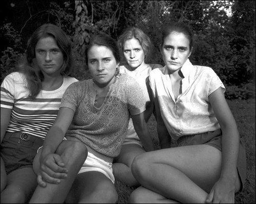 4人姉妹の毎年の写真07