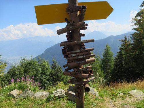 スイスの名峰を覗く装置01