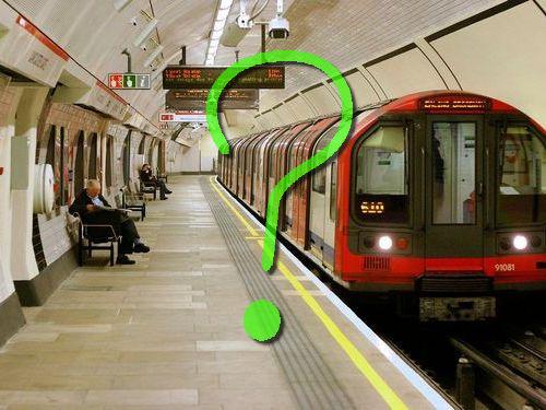 イギリスの地下鉄00