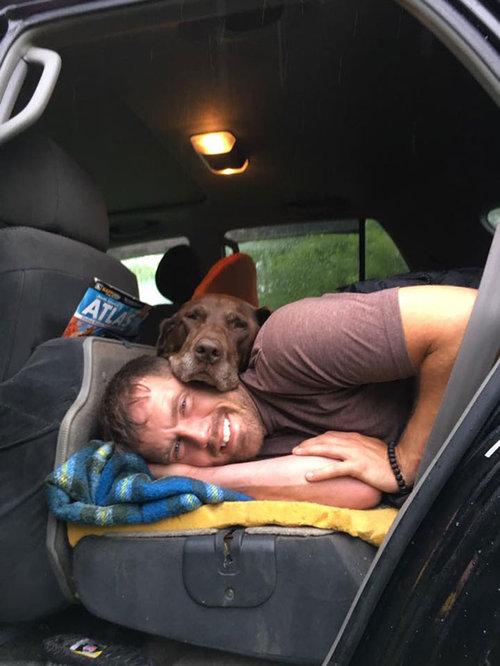 余命半年の愛犬と旅行04