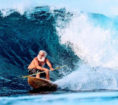 カウアイ島の60歳で一番カッコいい01