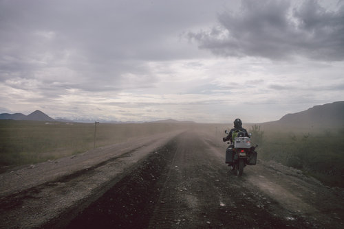 アラスカへの旅28