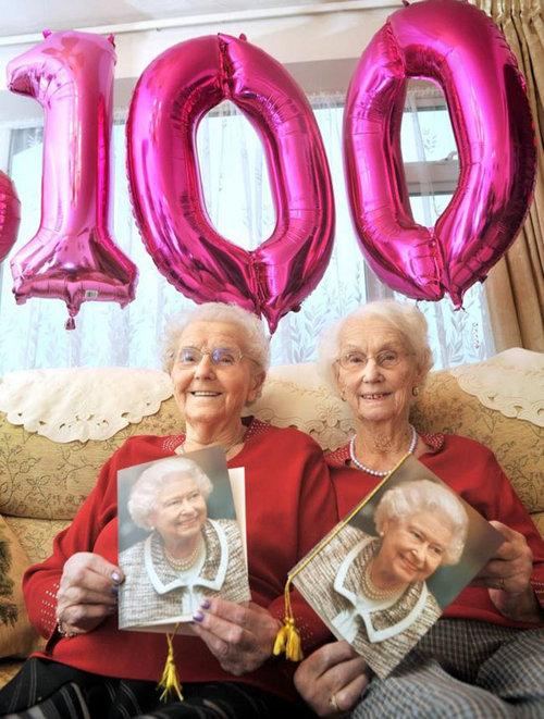 100歳の姉妹…長生きの秘訣02