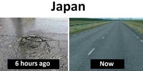 日本と自分の国の処理速度01