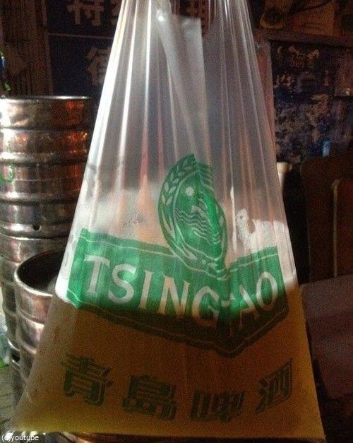 中国のビールの飲み方02