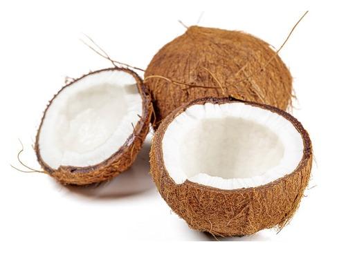 ココナッツを磨くと00