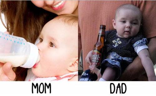 パパとママ、育児の違い08