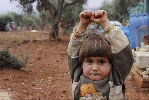 シリアの女の子01