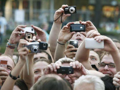 携帯カメラがうざい?00