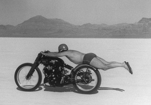 1948年のバイク速度記録01
