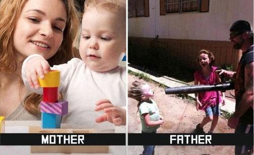 ママとパパの子育ての決定的な違い03