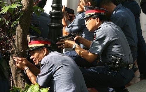 フィリピン警察00