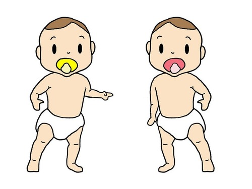 双子のメリット