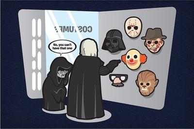 ベイダーそのマスクはダメだ01