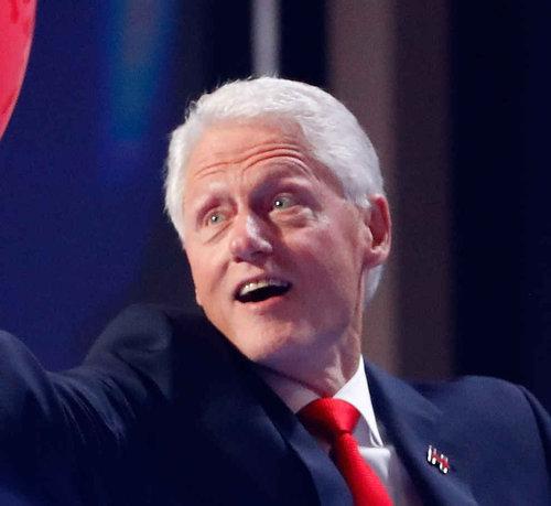 ビル・クリントンはバルーンが大好き04