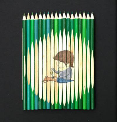鉛筆アート06