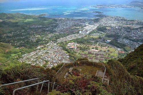 ハワイの天国への階段05