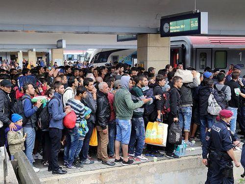 ドイツ難民